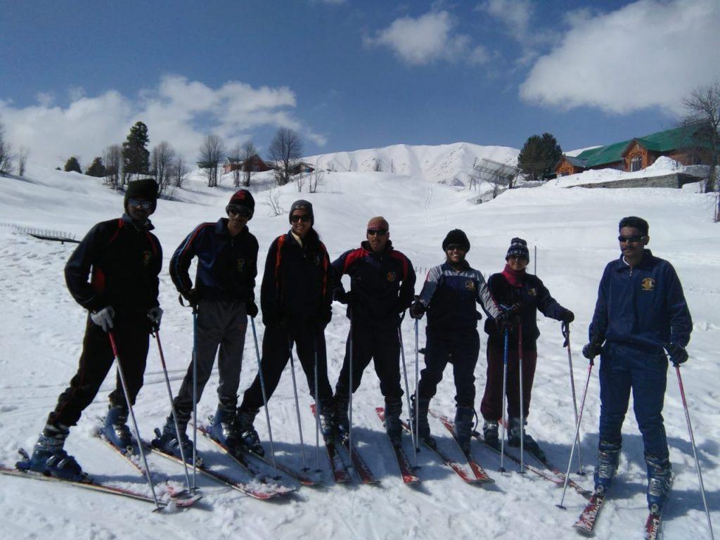 Snow Skiing Camp at Gulmarg-J & K