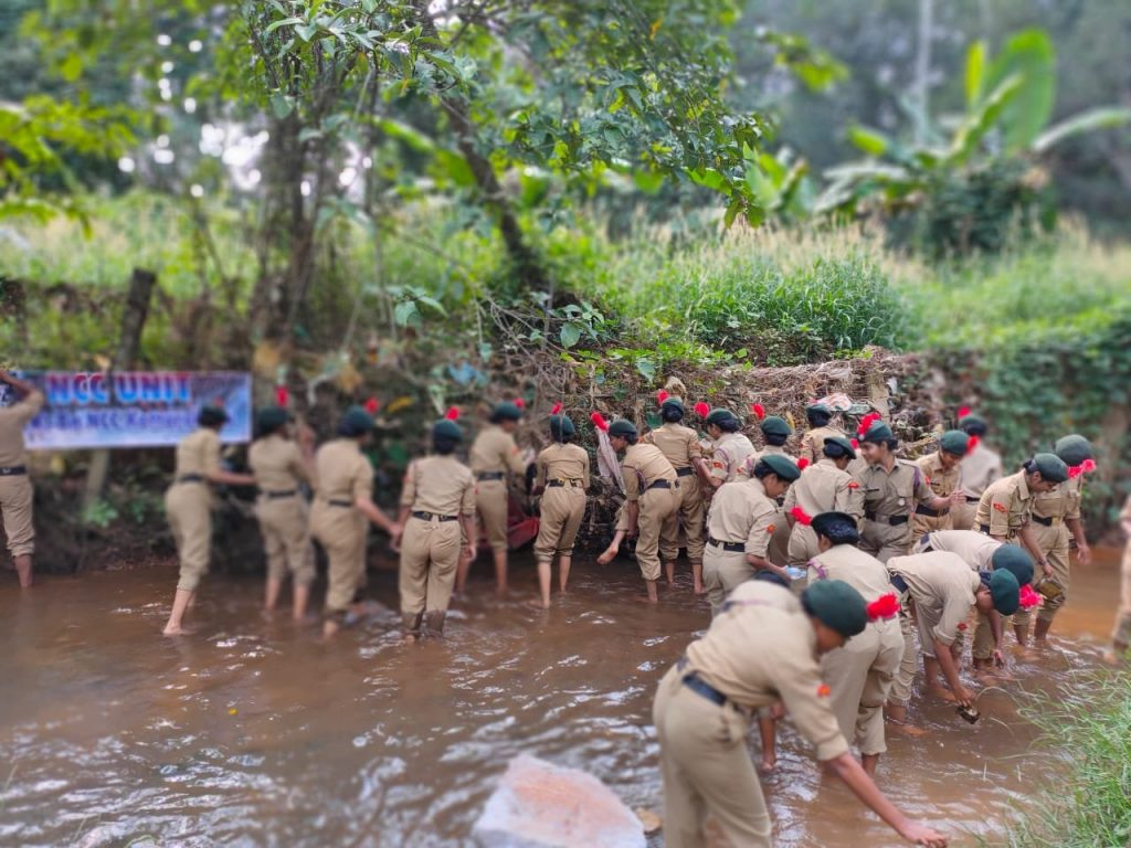 Swachhta Pakhwada,Water Body Cleaning Activity,2019