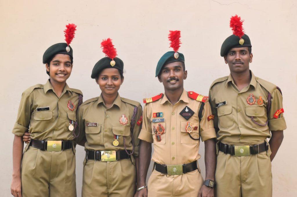 TSC DELHI 2019 Cadets