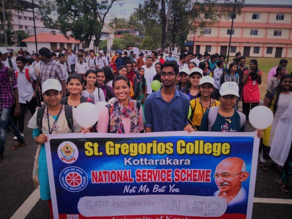 Great Kottarakara Walkathalon Programme